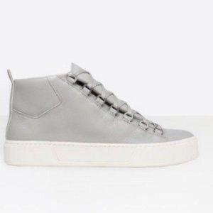 BALENCIAGA Holiday Collection High Top Sneakers